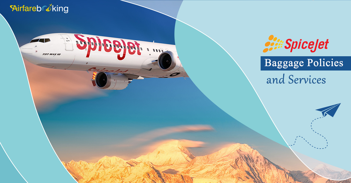 SpiceJet Baggage Allowance